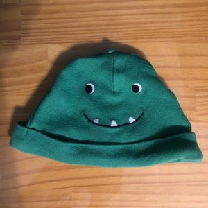 Soft Dinosaur Hat for Babies FREE WITH PURCHASE